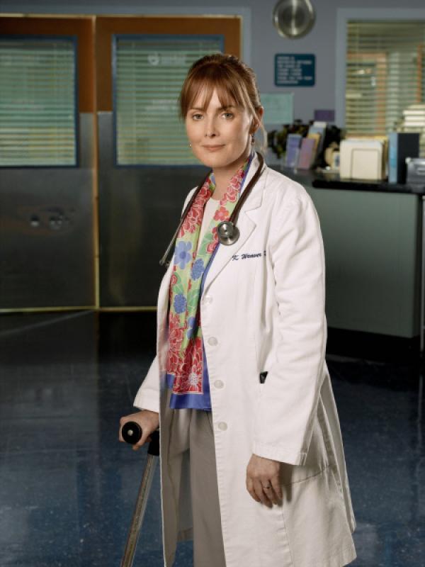 Bild 1 von 22: (12. Staffel) - Liebt ihren Job: Dr. Kerry Weaver (Laura Innes) …
