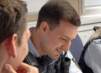 Kommissar Kauer auf Streife