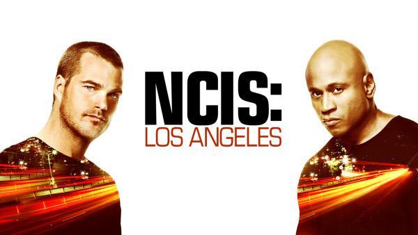 Bild 1 von 14: (9. Staffel) - Navy CIS: L.A.: Special Agent G. Callen (Chris O'Donnell, l.) und Special Agent Sam Hanna (LL Cool J, r.) ...