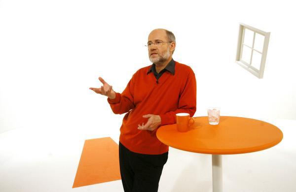 Bild 1 von 2: Professor Harald Lesch.