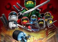 Ninjago - Garmadons Motorrad-Gang
