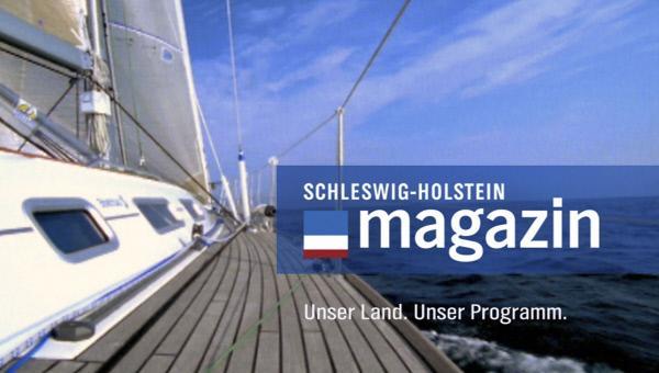 Bild 1 von 1: SCHLESWIG-HOLSTEIN Magazin - Logo