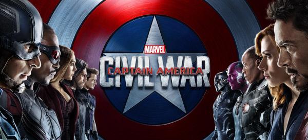 Bild 1 von 22: The first Avenger - Civil War - Artwork