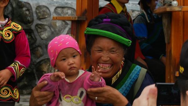 Bild 1 von 3: Die Armut im eigenen Land zu überwinden, ist Teil von Chinas großem Plan.
