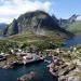 Skandinavien von oben