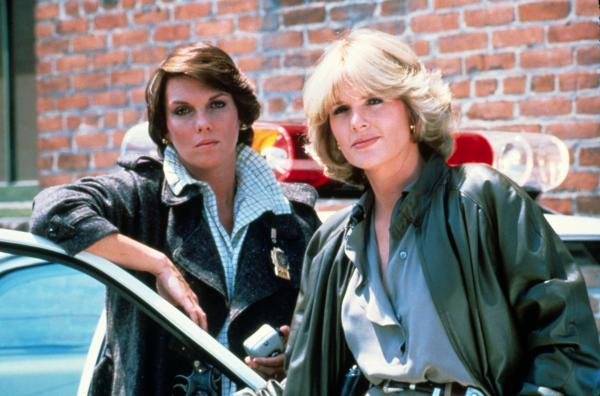 Bild 1 von 1: Cagney & Lacey Mary Beth Lacey (Tyne Daly, l.) und Christine Cagney (Sharon Gless)