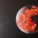 Super-Vulkane im All
