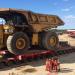 Der 300 Tonnen Laster - Ein Caterpillar wird ausgeliefert