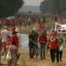 Widerstand im Hambacher Forst - Die rote Linie