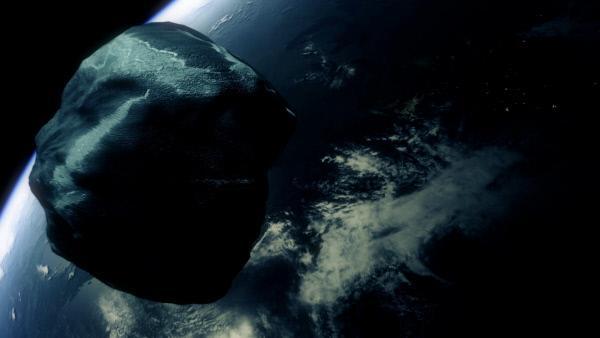Bild 1 von 11: Täglich fallen mehrere Tonnen Asteroidenstaub zur Erde. Es ist nur eine Frage der Zeit, bis uns ein großer Brocken gefährlich wird. Doch trotz des Risikos sind Abwehrmaßnahmen bisher reine Theorie.