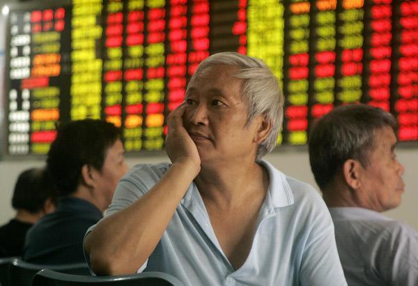 Bild 1 von 4: Kleinanleger in Asien haben durch die Lehman-Pleite ihre gesamten Ersparnisse verloren.