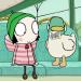 Sarah & Duck