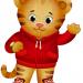Der kleine Tiger Daniel