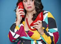 Paula kommt ... am Telefon