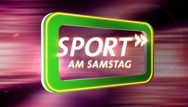 Bild 1 von 2: Sport am Samstag - Logo