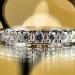 Lupenreine Diamanten in hochfeinem Weiß