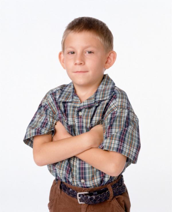 Bild 1 von 5: (2. Staffel) - Dewey (Erik Per Sullivan) hat es als jüngster von vier Brüdern nicht immer leicht.