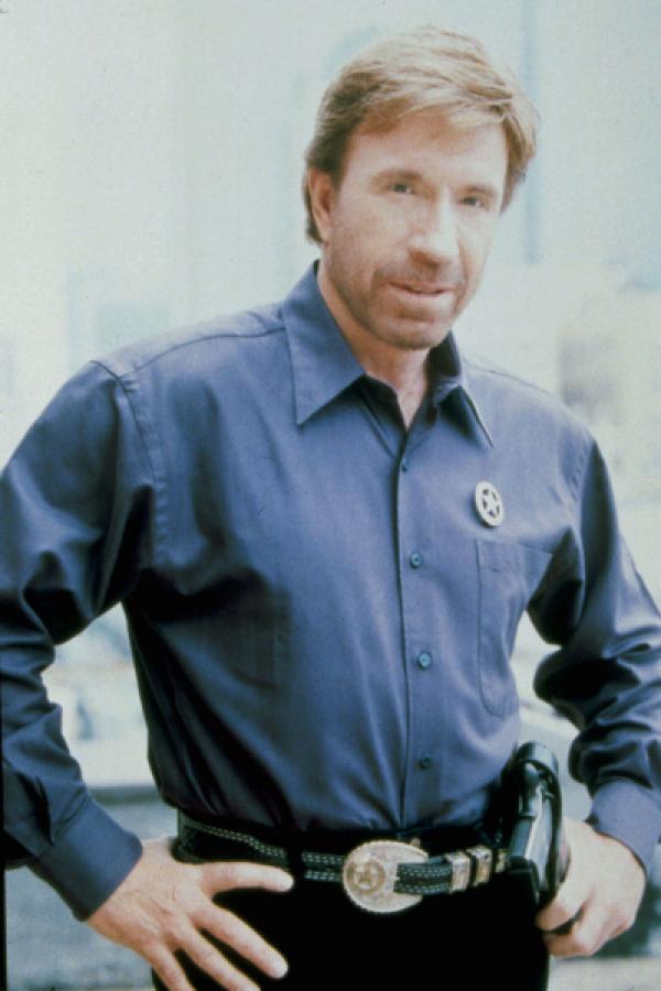 Bild 1 von 5: Cordell Walker (Chuck Norris)