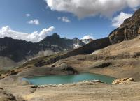 Geheimnis Gletscher