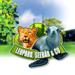 Leopard, Seebär & Co