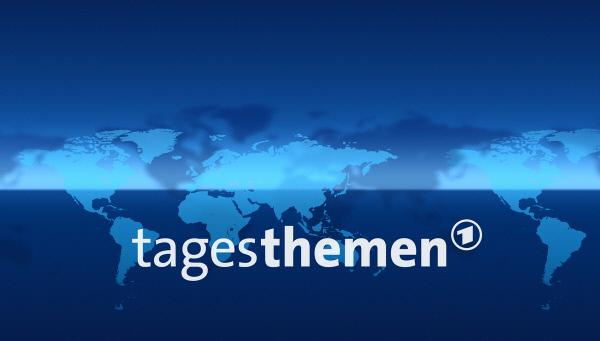Bild 1 von 1: Tagesthemen Logo