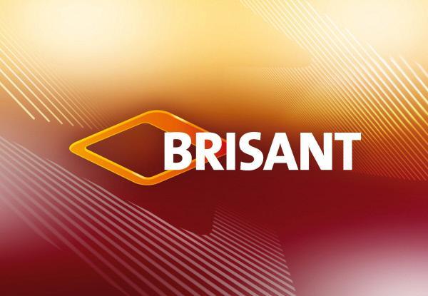 Bild 1 von 2: Brisant - Logo