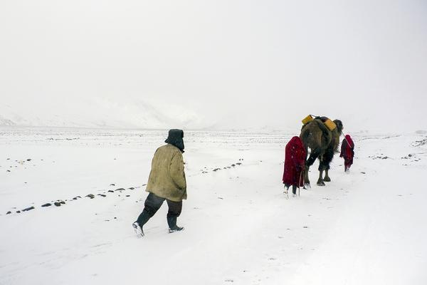 Bild 1 von 12: In Ischkaschim im Nordosten Afghanistans