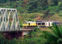Durch Dschungel und Savanne - Mit der Transgabonais über den Äquator