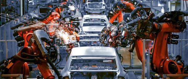Die Welt der Fabriken - Metall und Maschinen