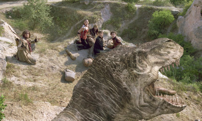 Dinotopia 4: Versuchung