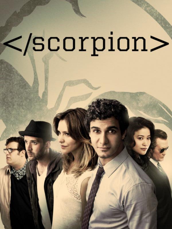 Bild 1 von 11: (3. Staffel) - Scorpion - Artwork