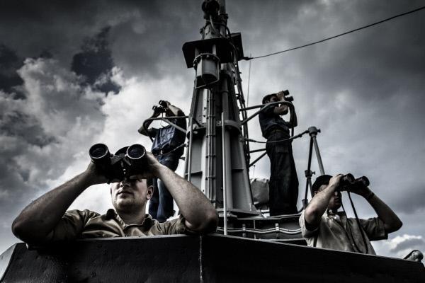 Bild 1 von 3: U-Boote spielten eine strategisch wichtige Rolle.