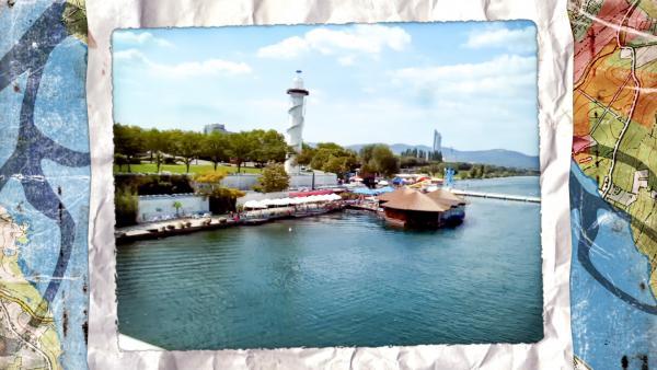 Bild 1 von 1: Donauinsel.