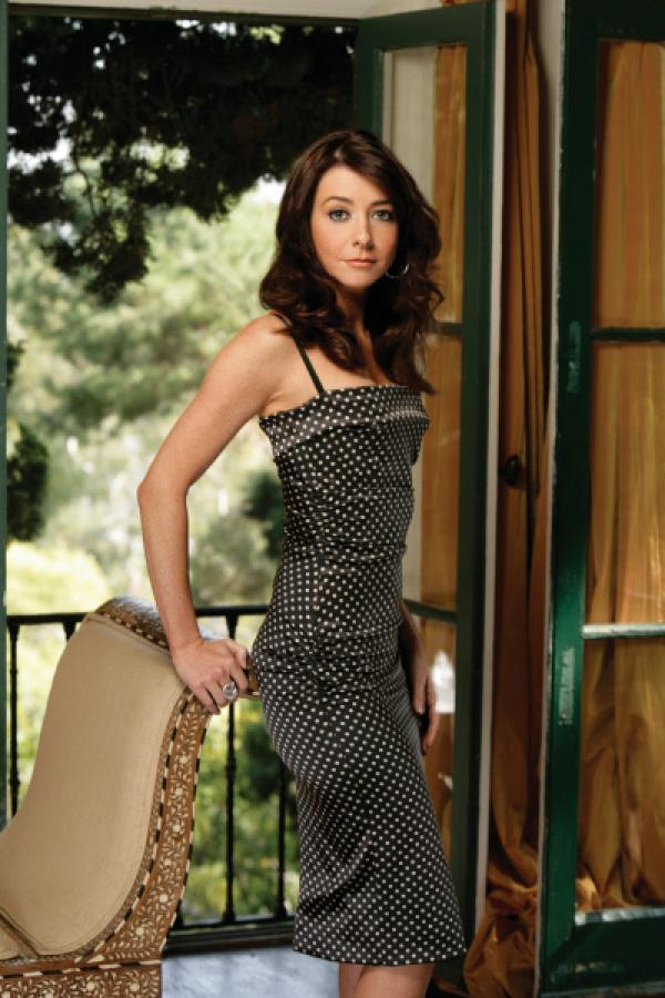 Bild 1 von 26: (3. Staffel) - Wie es früher war: Was hat Lily (Alyson Hannigan) gedacht, wie hat sie gelebt, was war ihr wichtig ...