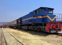 Des Kaisers alte Gleise - Mit der Central Line zum Tanganjikasee