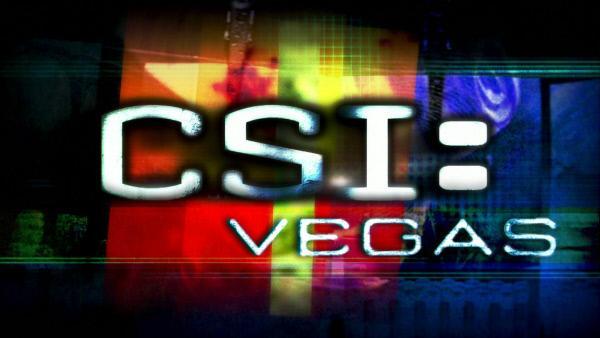 Bild 1 von 9: Das Logo zu 'CSI: Vegas'