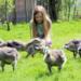 Bilder zur Sendung: Die Fußbahns - Eine schrecklich tierische Familie