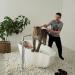Wildes Wohnzimmer - Russen, Models, Raubkatzen