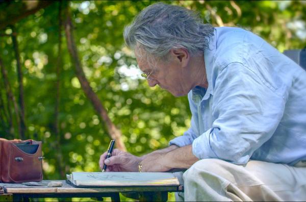Bild 1 von 4: Gérard Garouste hat mehr als 600 Bilder gemalt. Er zählt heute zu den international bedeutendsten Künstlern Frankreichs.