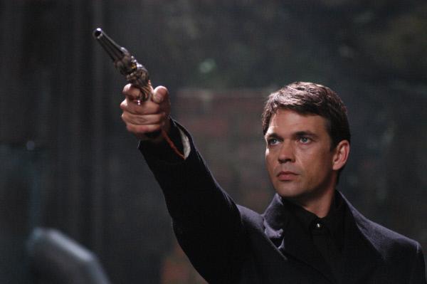 Bild 1 von 7: Vampir Silus (Dougray Scott) soll seine abtrünnigen Artgenossen fangen.