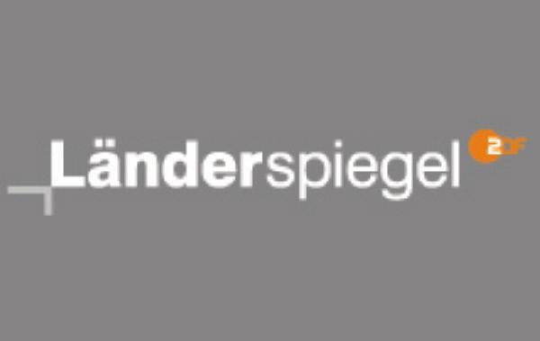 Bild 1 von 2: Logo. Länderspiegel