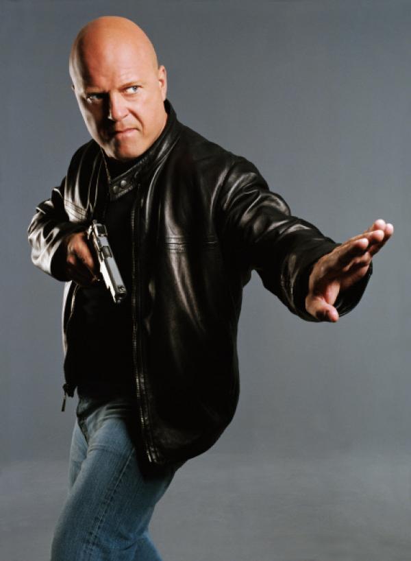 Bild 1 von 16: (7. Staffel) - So leicht lässt sich Det. Vic Mackey (Michael Chiklis) nicht unterkriegen ...