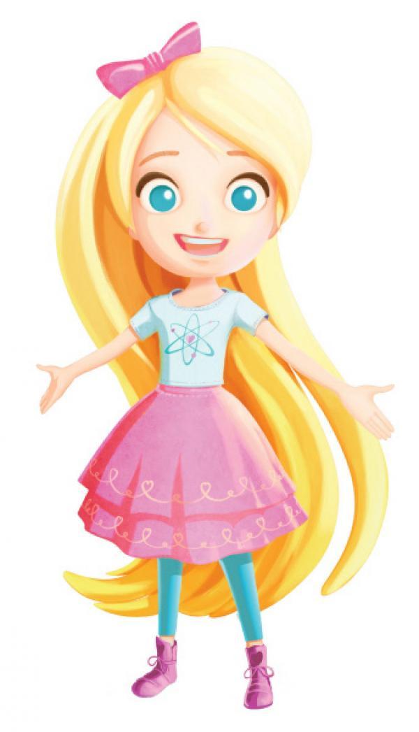 Bild 1 von 3: Zusammen mit ihrer großen Schwester Barbie entdeckt Chelsea die Fantasiewelt Dreamtopia.