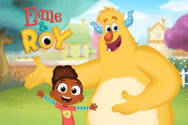 Bild 1 von 2: Esme und Roy sind die beliebtesten Monstersitter in Monstertal, einem Örtchen das fast ausschließlich von Monstern bewohnt wird.