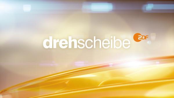 """Bild 1 von 2: Logo """"Drehscheibe"""""""