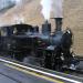 Mit dem Zug durch die Schweiz