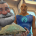 Bilder zur Sendung: Die Nektons - Abenteurer der Tiefe