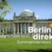 Bilder zur Sendung: Berlin direkt - Sommerinterview
