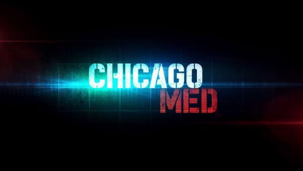 Bild 1 von 21: Das Logo zur Serie 'Chicago Med'