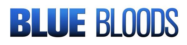 Bild 1 von 13: Logo blau